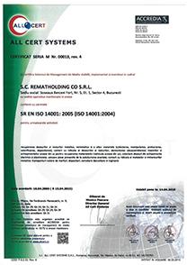 ISO14001Accredia