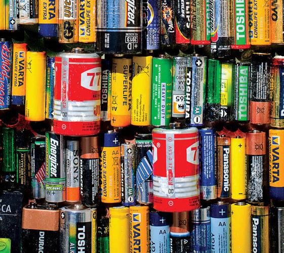 Batteries and Accumulators Waste
