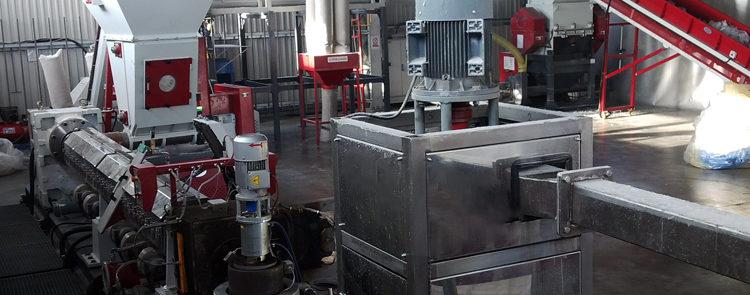 Plastics Processing Plant
